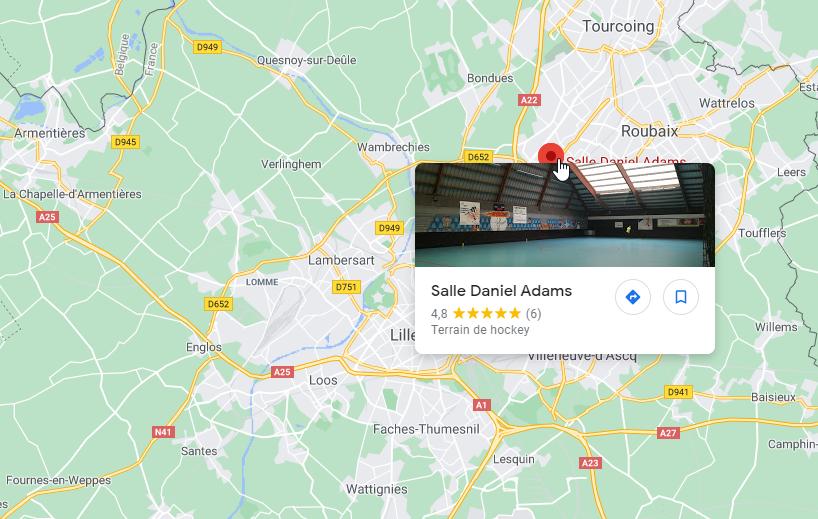 Cliquer sur l'image pour planifier votre itineraire avec GoogleMaps